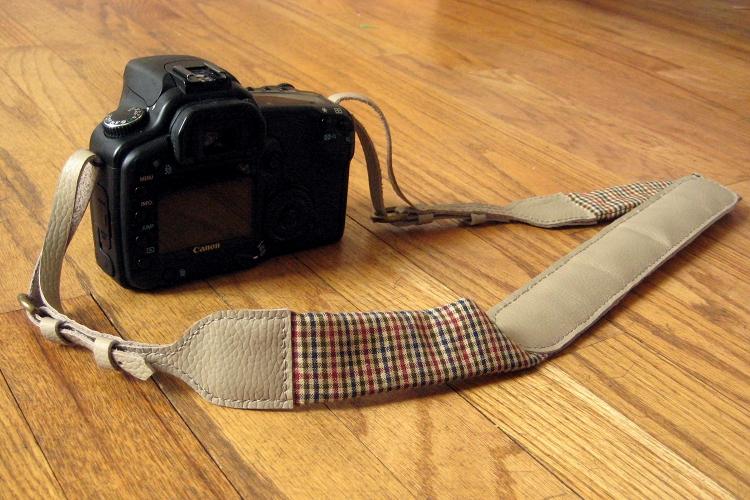 Make your own DIY Camera Strap