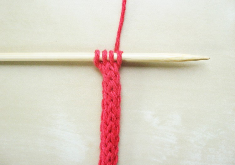 Knitted Cord