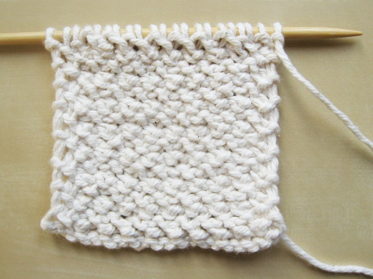 Diagonal Basketweave Knitting Pattern In The Round : Diagonal Basketweave Knitting Pattern - How Did You Make This? Luxe DIY