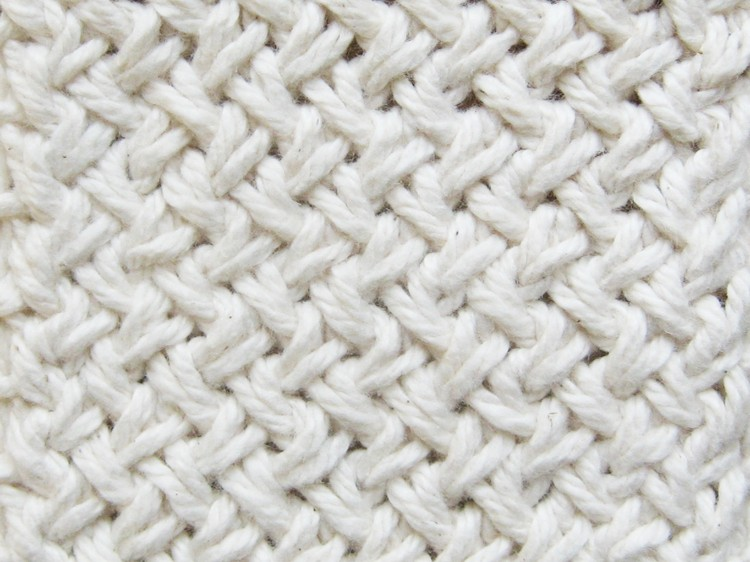 Knitting Crochet Patterns : Sewing For Life...: DIAGONAL BASKETWEAVE KNITTING PATTERN