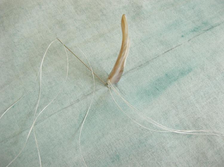 Seashell Beaded Headband