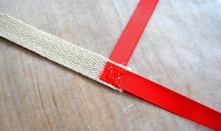 gluing ribbon
