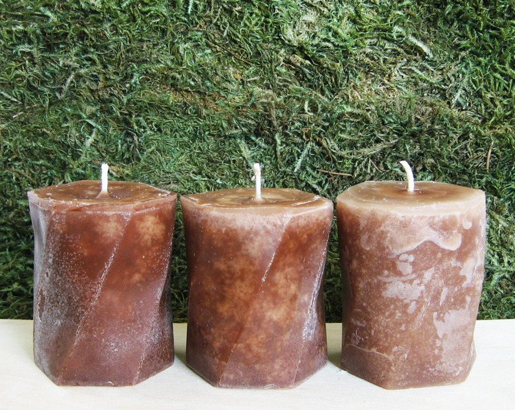 Hot Cocoa Candles