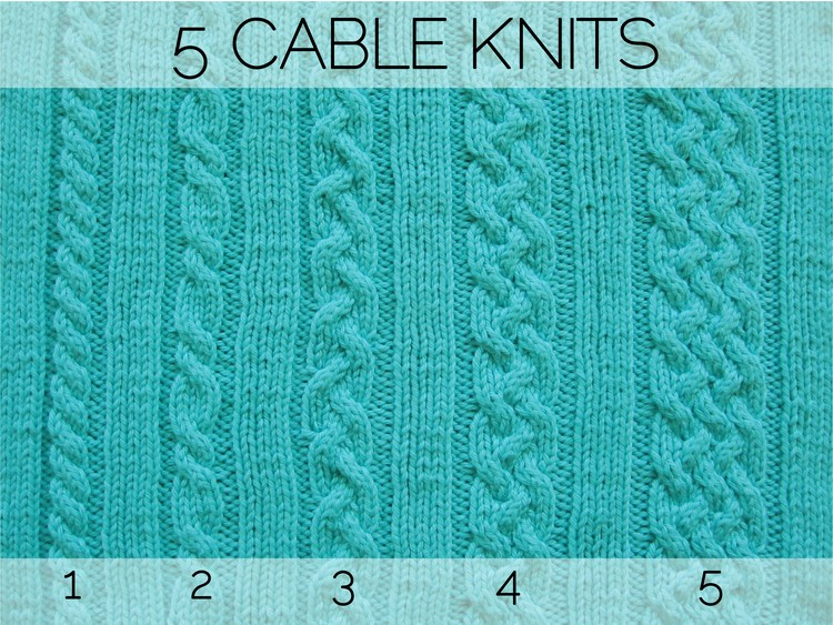 Five Cable Knits How Did You Make This Luxe Diy