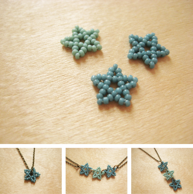 Beaded Stars - How Did You Make This? | Luxe DIY