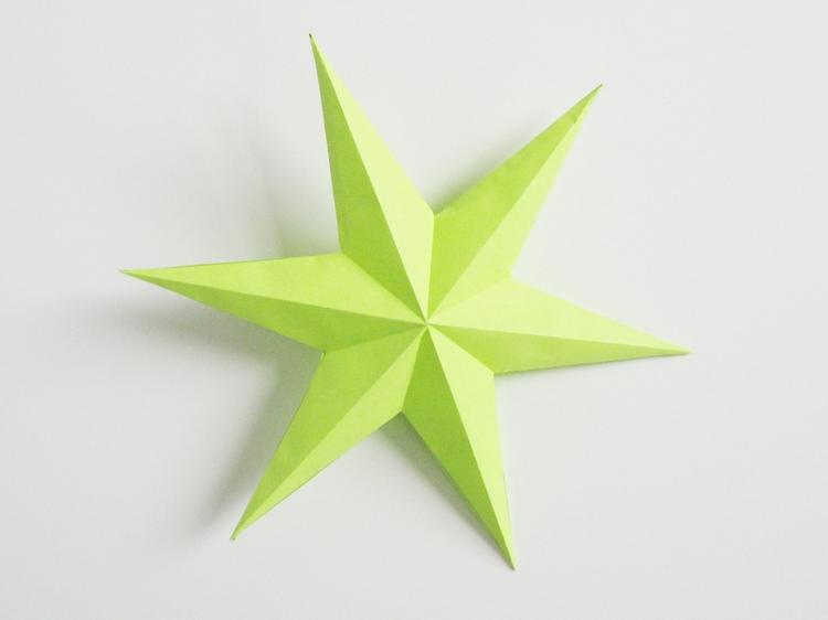 Paper Stars Part 2