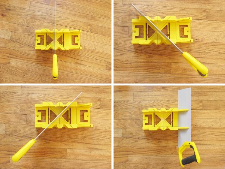 Craft Miter Box