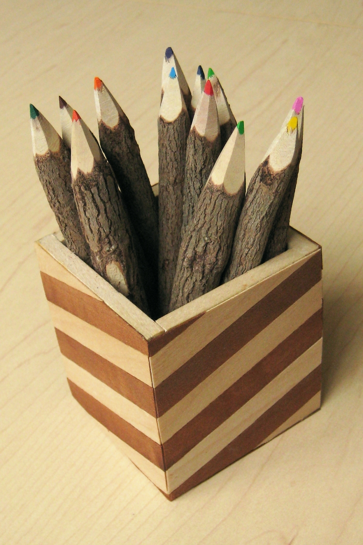 How to make a pencil 70