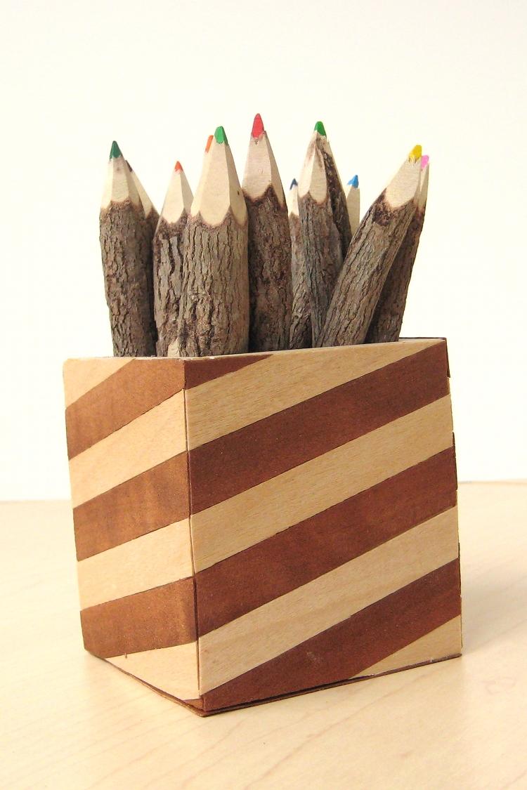 Desktop Pencil Cup