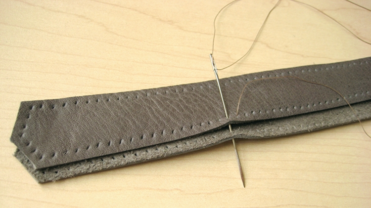 leather bag straps